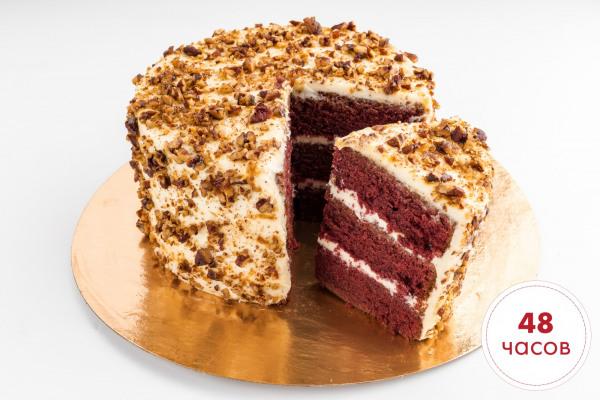 Красный бархат торт 1 кг