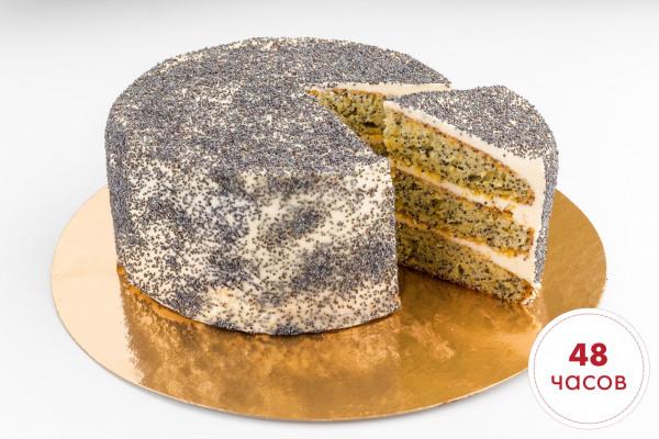 Маковый торт 1,1 кг