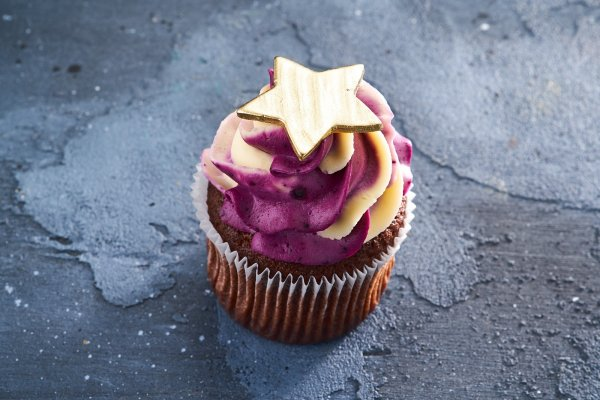 Cupcake «Bravery»