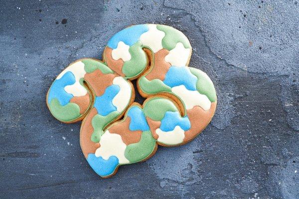 Печенье «Камуфляж»