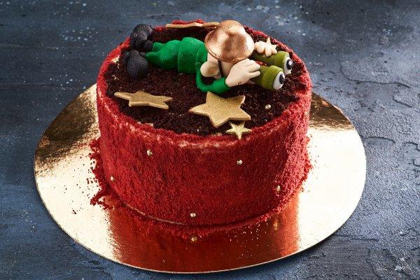 Торт «Разведчик»