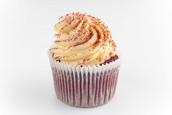 Big cupcake Red velvet