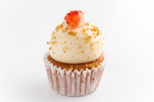 Strawberry Cheesecake Mini cupcake