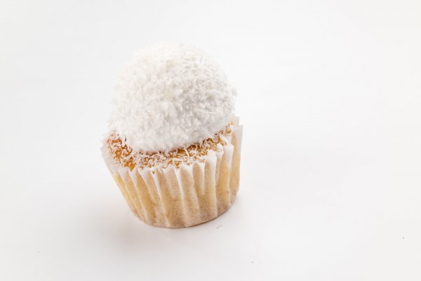 Coconut & Pineapple Mini cupcake