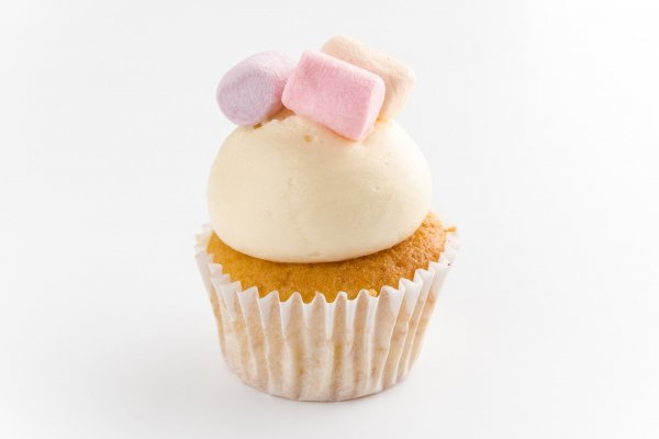 Toasted Marshmallow Mini cupcake