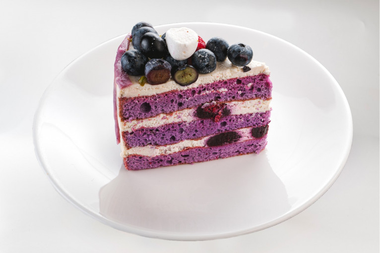 Торт Черничные ночи